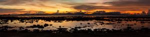 Sunset at Koh Yao Yai, Thailand