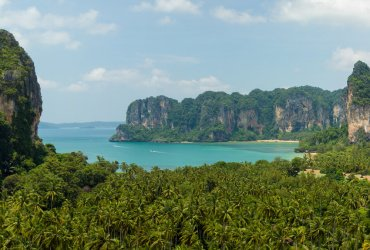View Point, Railay beach, Krabi, Thailand
