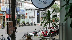 Sleep at Phuket