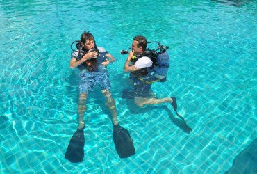 Elixir Divers Scuba Diving Course