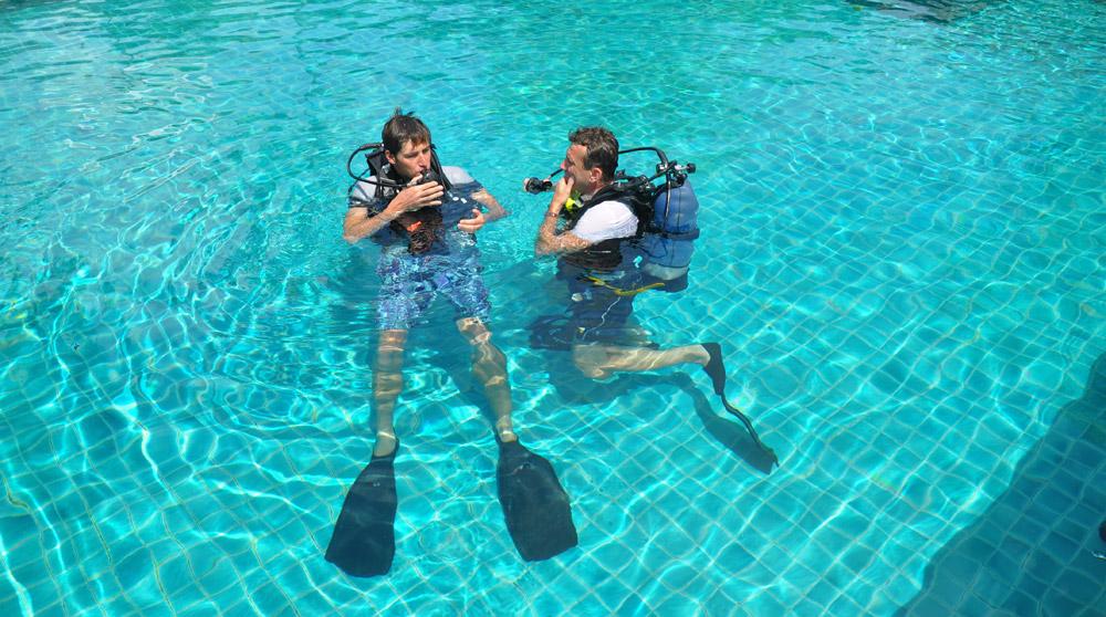 Elixir Divers Scuba Diving Course