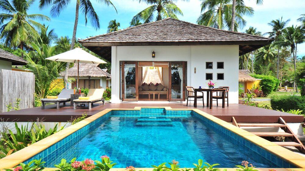 Elixir Resort at Koh Yao Yai in Thailand