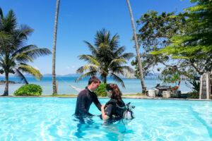 Scuba diving course in Thailand